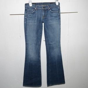 Citizens of humanity Ingrid womens jeans size 28 L